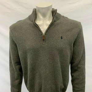 Polo Ralph Lauren Mock Pullover Men's Size Large